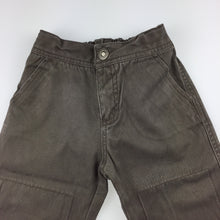 Load image into Gallery viewer, Boys Fred Bare, denim pants with elasticated waist, FUC, size 1