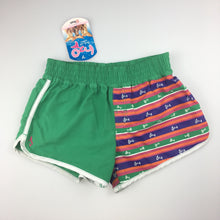 Load image into Gallery viewer, Girls Target, H2O licenced board shorts, elasticated waist, NEW, size 10