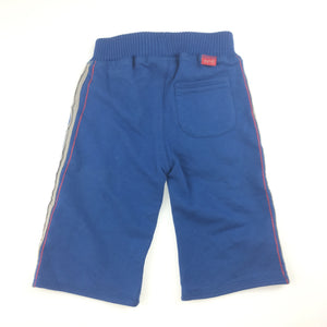 Boys Pumpkin Patch, track / sweat pants, robot, elasticated waist, NEW, size 00