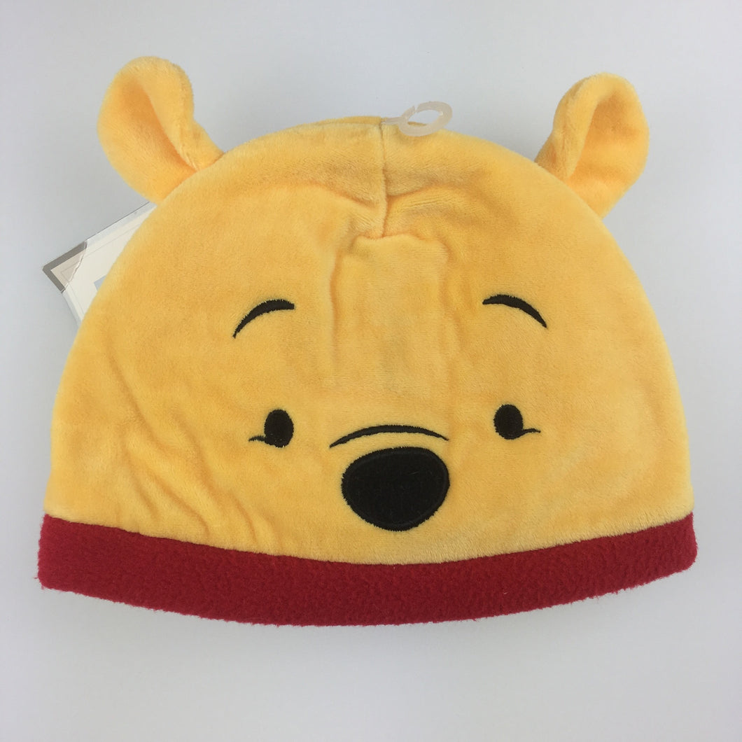 Unisex Disney Baby, Winnie the Pooh fleece hat and mits set (3 - 9 months), NEW, size 00