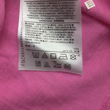 Load image into Gallery viewer, Girls Gap Kids, pink 100% cotton, flyaway back tank top, NEW, size 6-7