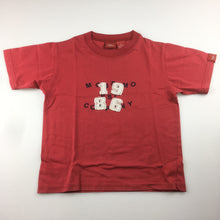 Load image into Gallery viewer, Boys Mossimo, red t-shirt / tee / top, GUC, size 6