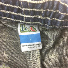 Load image into Gallery viewer, Boys h+t, jeans with elasticated waist, EUC, size 1