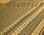 Thai Vintage Style Silk Table Cover Cloth Thai Traditional pattern