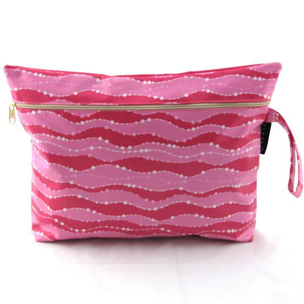 pink large hot yoga bag, pink yoga bag
