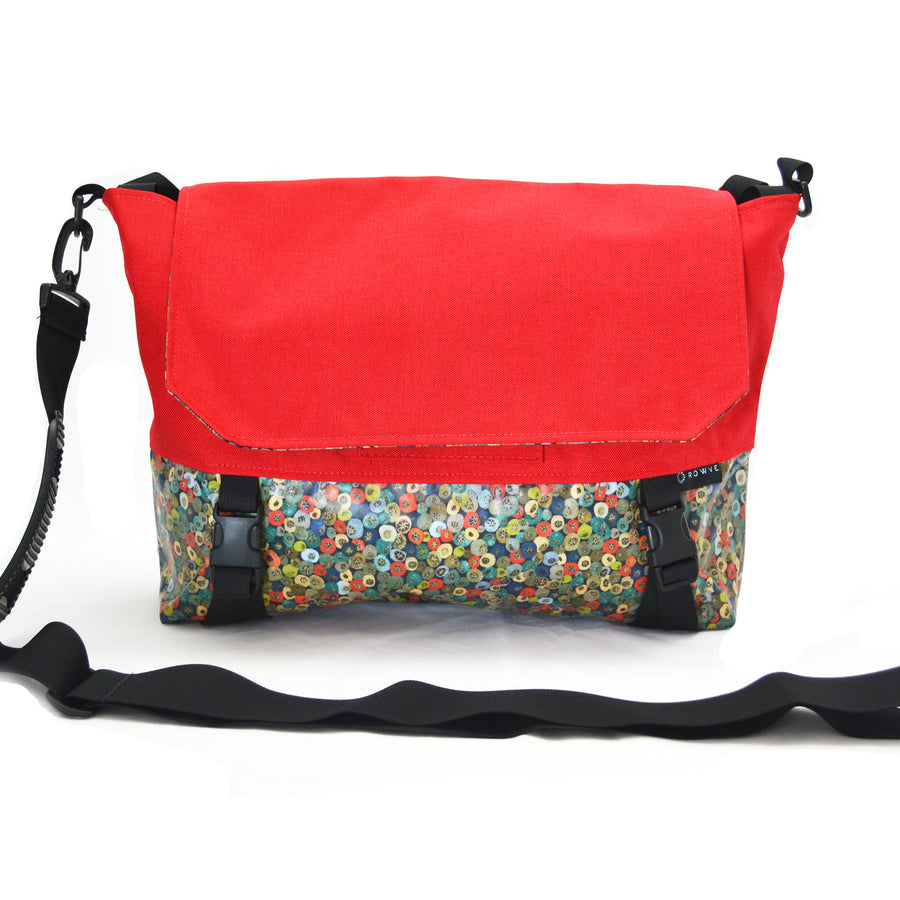 Go Anywhere Bag, Red Stone