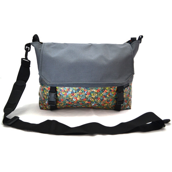 Go Anywhere Bag, Gray Stone