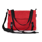Canvas, Red, Yoga Bag