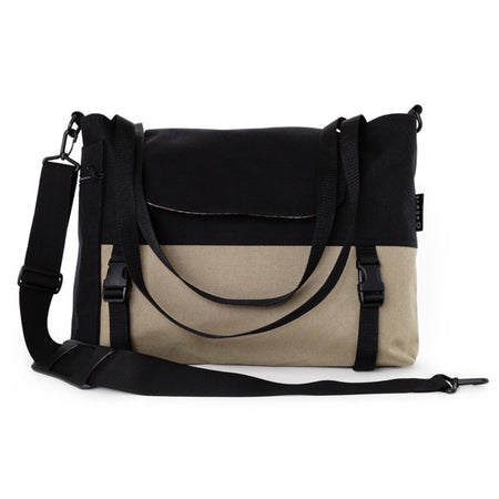 Go Anywhere Canvas, Brown Black Canvas