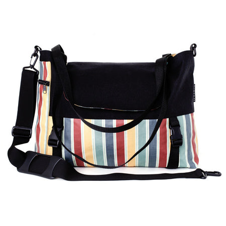 large yoga mat bag, large messenger yoga bag,