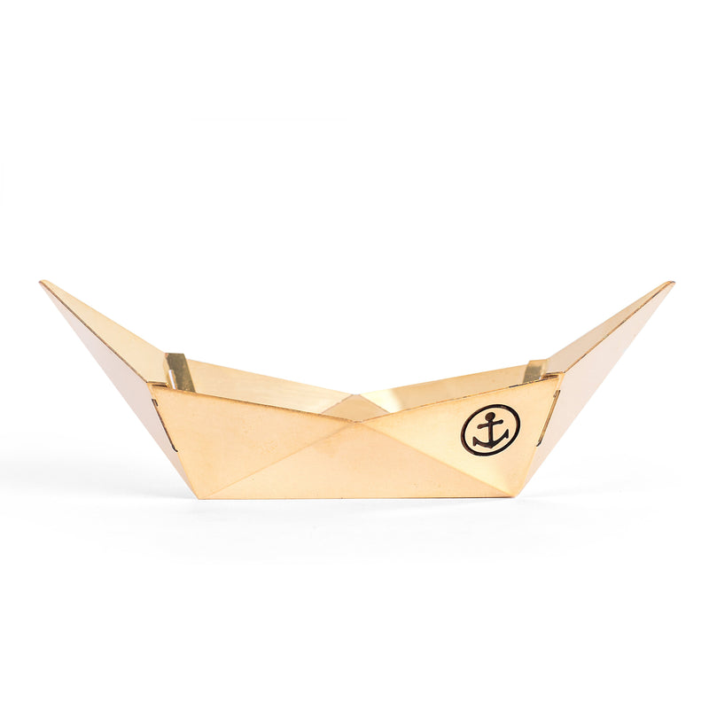 Play Boat - Brass - TheArtsyBox
