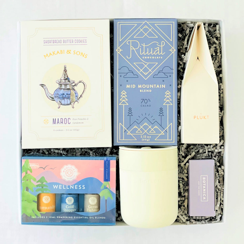 The Skylight gift box for employees, client gifts and vendor gifting