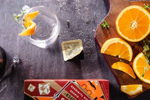 The Cooper - 6 Infused Cocktail Cubes - TheArtsyBox