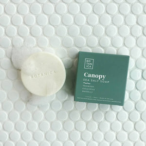 Canopy Sea Salt Soap