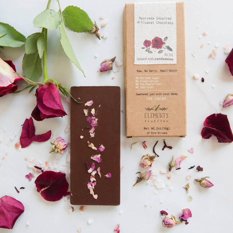 Rose infused with Cardamom - TheArtsyBox