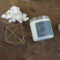 Sea + Lavender Soy Candle