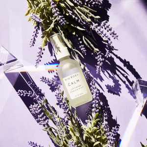 Calm Lavender Toning Mist - TheArtsyBox