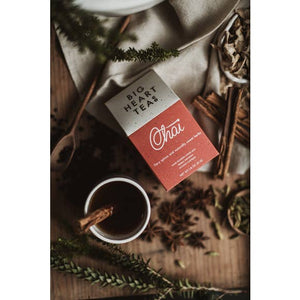 Chai Tea Bags - TheArtsyBox
