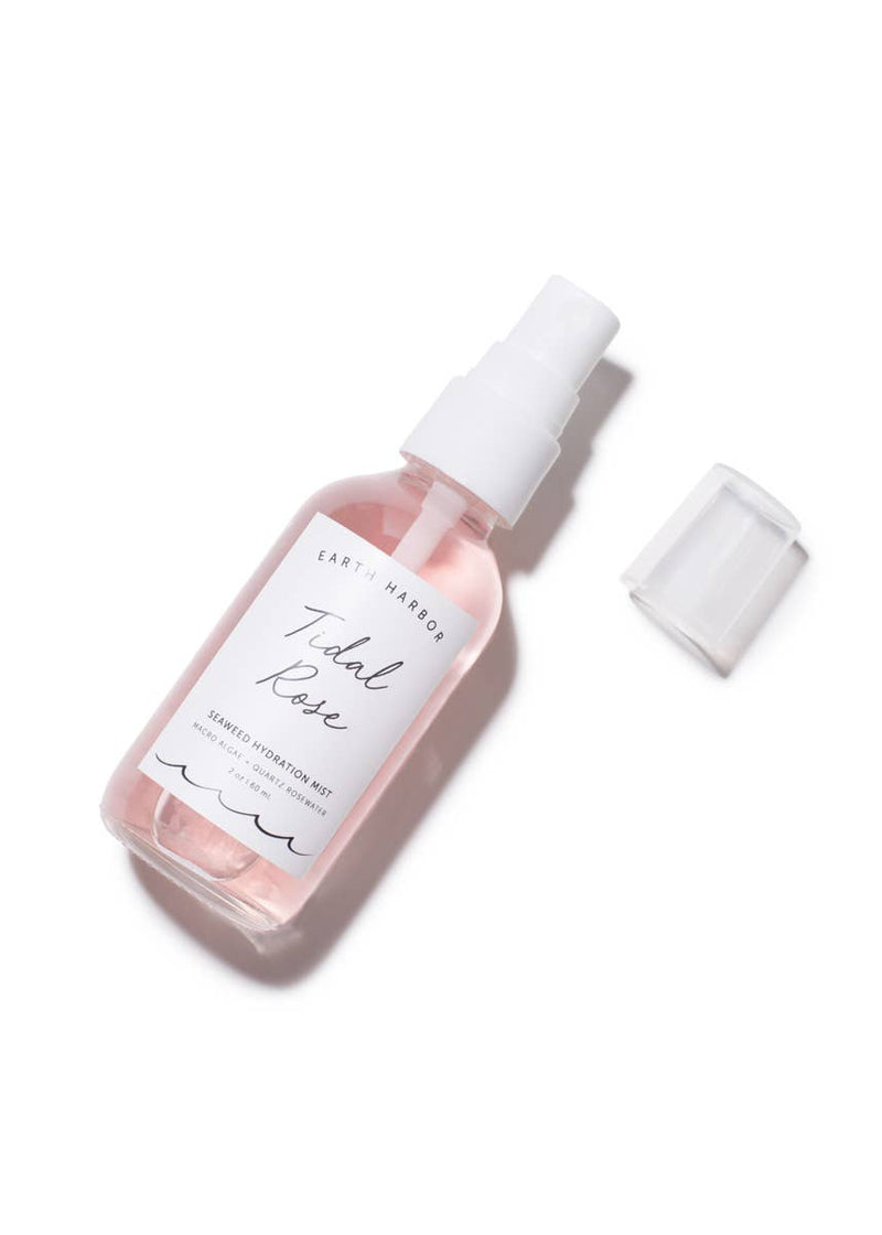 Hydration Mist: Rose Water + Rose Quartz - TheArtsyBox