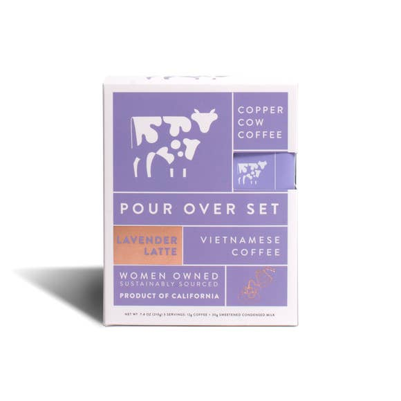 Lavender Latte - 5 Pack - TheArtsyBox