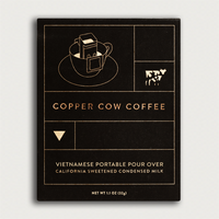 1 pack Vietnamese pour over coffee