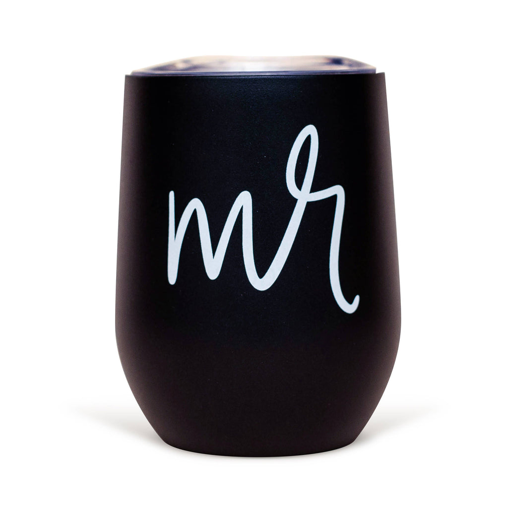 Mr. Metal Wine Tumbler - TheArtsyBox