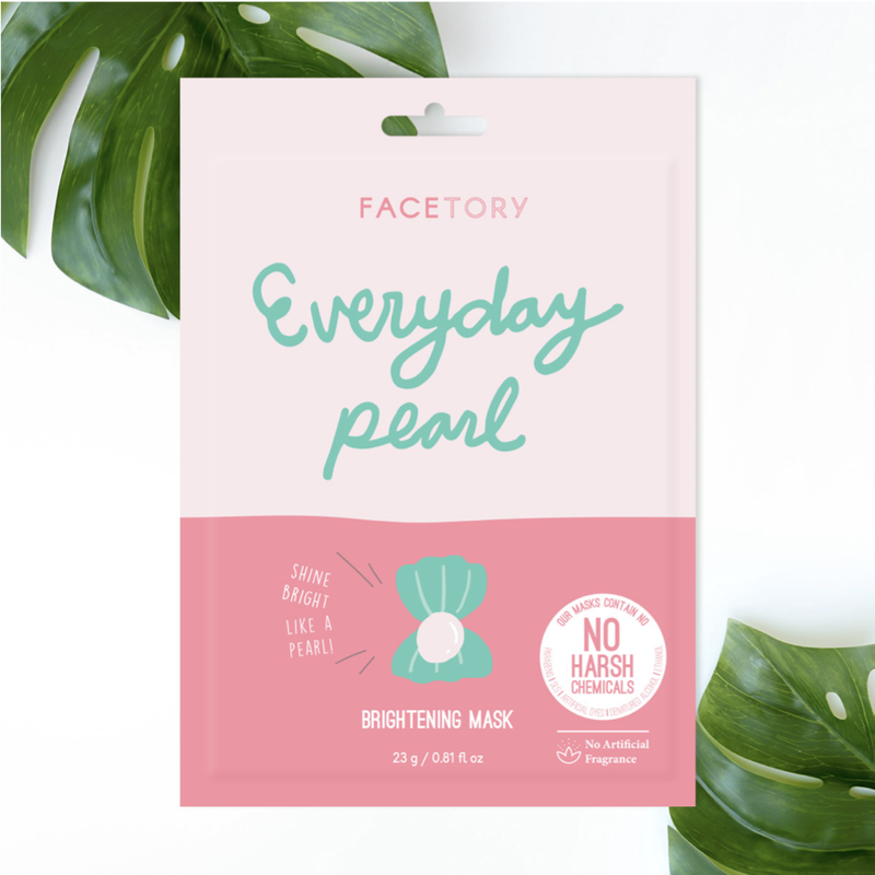 Everyday, Pearl Brightening Mask