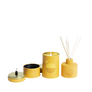 Golden Hour - Sunset Incense Cones - TheArtsyBox
