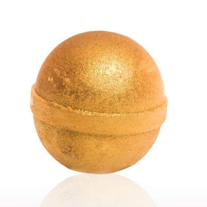 The Golden Bath Bomb - TheArtsyBox