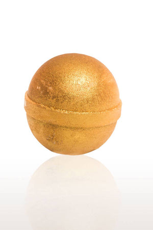 Golden hour all natural bath bomb