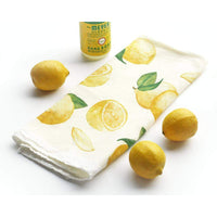 Lemons Tea Towel - TheArtsyBox