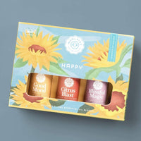 The Happy Essential Oil Collection