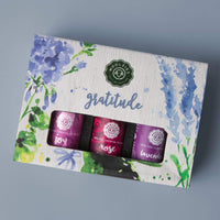The Gratitude Essential Oil Collection