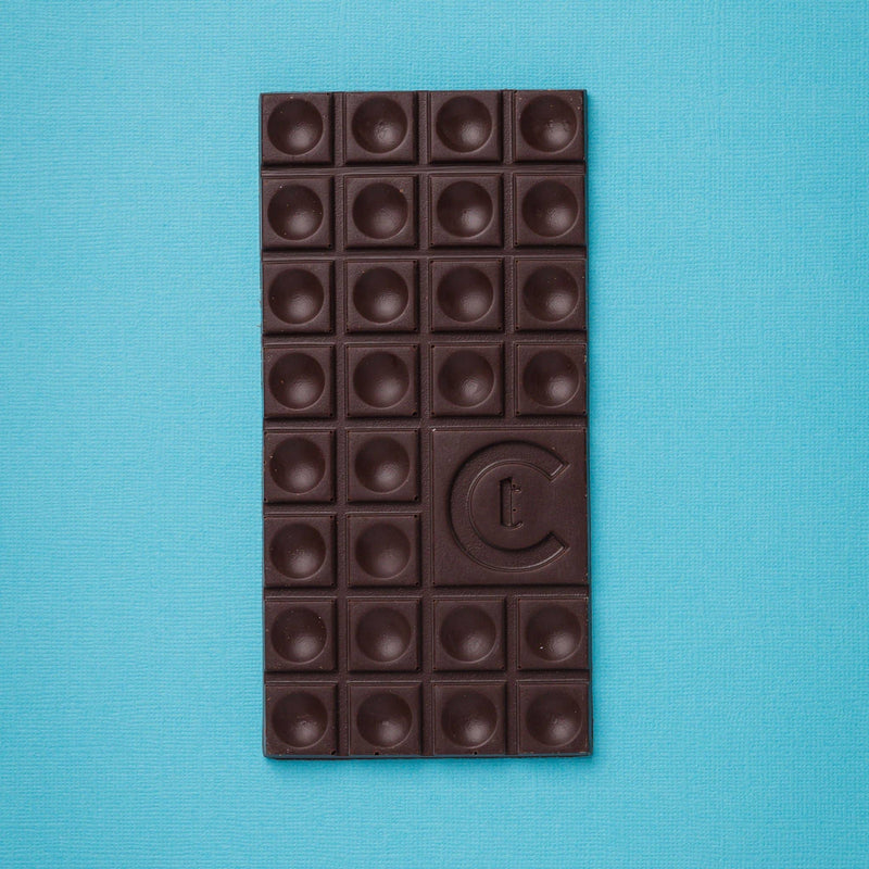 Fleur De Sel 55% Dark Chocolate By TC Chocolate