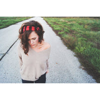 Adult Headband - Twist Turban - Buffalo Plaid
