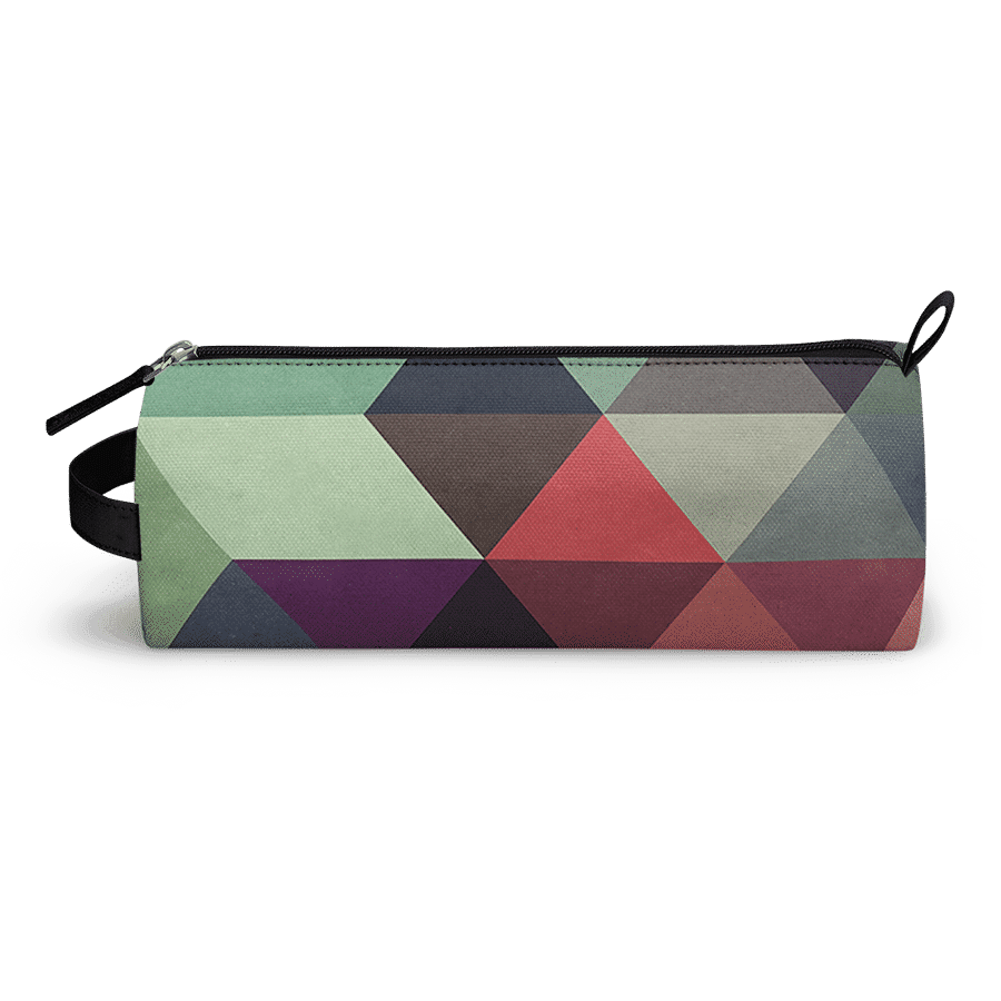 Urban Triangulate Elemental Pouch - TheArtsyBox