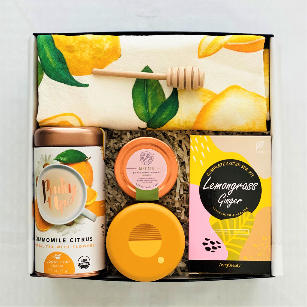Lemon bliss - TheArtsyBox