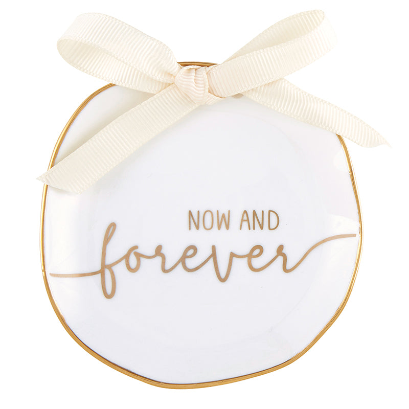 Trinket Dish - Now and Forever - TheArtsyBox