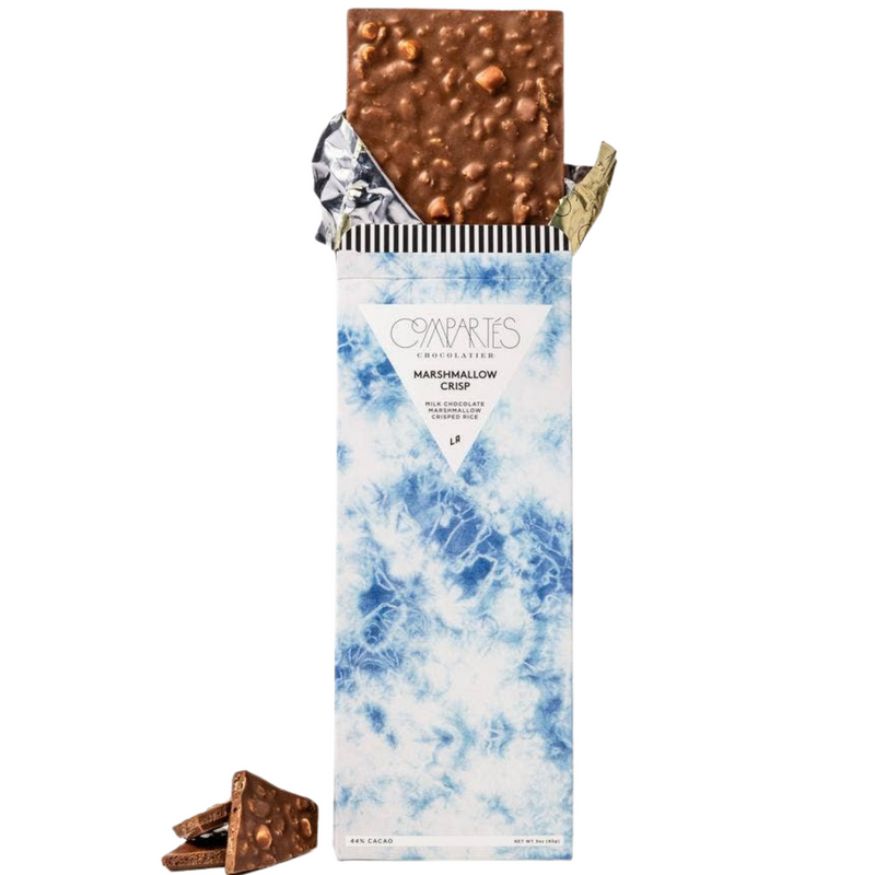 Marshmallow Crisp Milk Chocolate Bar