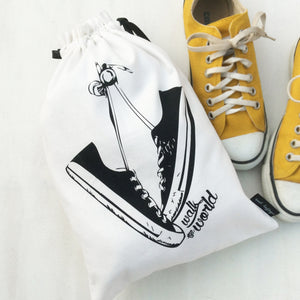 Heel and Sneaker Bags - TheArtsyBox