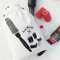 Hair Accessory Bags - TheArtsyBox