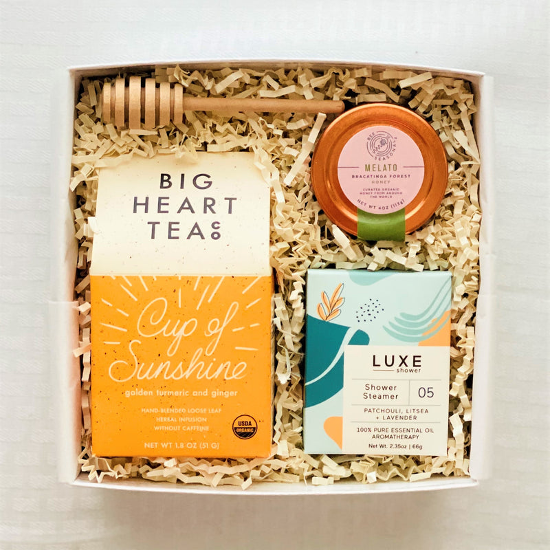 Wellness gift box