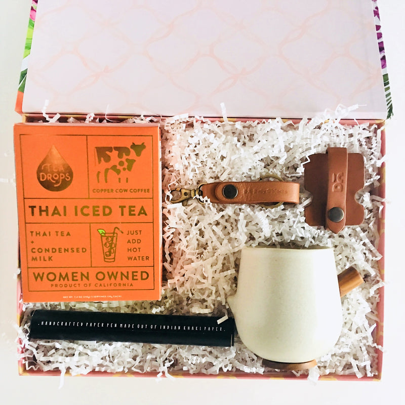 Tea break - TheArtsyBox