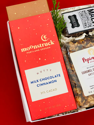 Chocolate bars from moonstruck