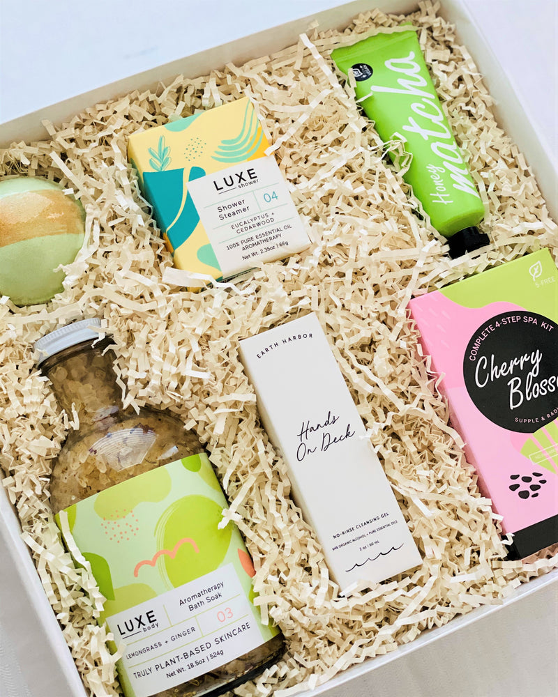 Spa Day - TheArtsyBox