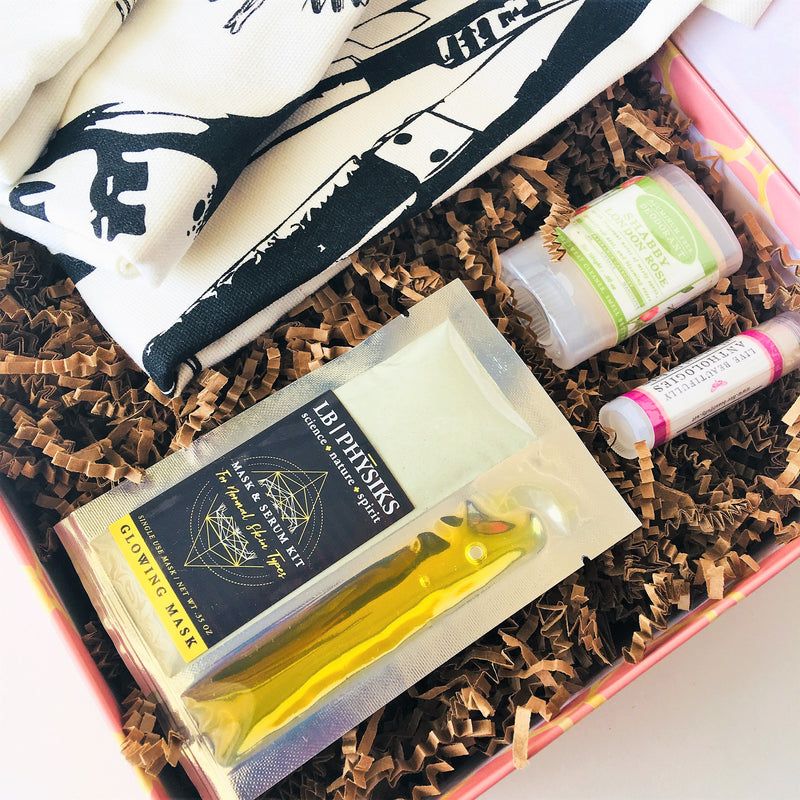 Care beautifully - TheArtsyBox