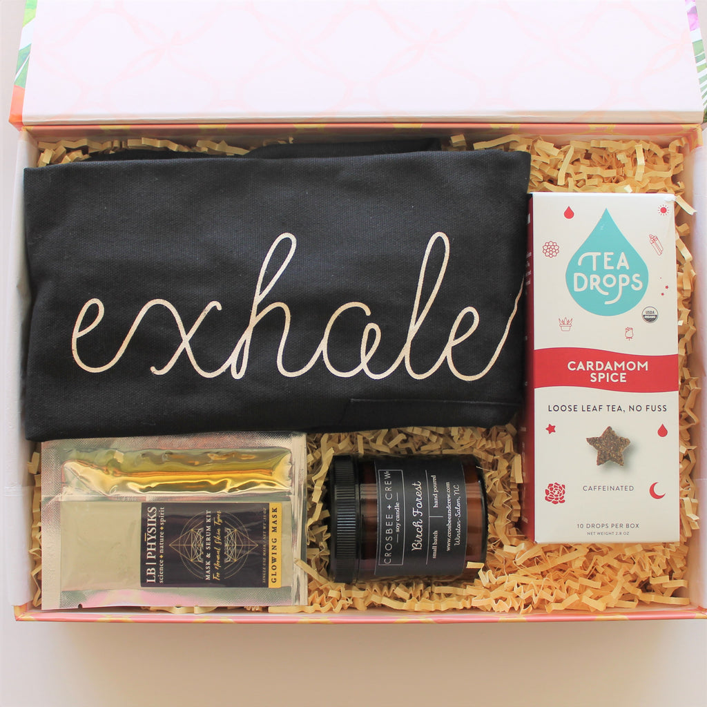 Mind and Body - TheArtsyBox