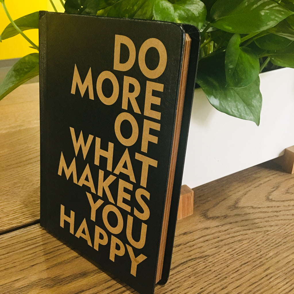 Do more of what makes you happy - TheArtsyBox