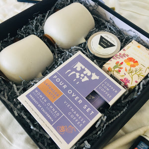 Art in the Box edition - Lavender dreams - TheArtsyBox