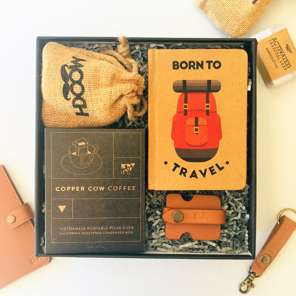 Born to Travel - TheArtsyBox